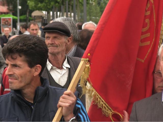 Nga një protestë e veteranëve | Foto: Arkiv