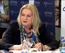Edita Tahiri, Ministre për Dialog