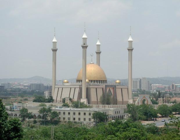 Abuxha, kryeqytet i Nigerisë