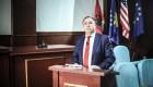 Sokol Bashota, kryetar i komunës së Klinës