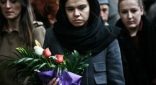 Vajtuesit ne perkujtim   Foto: Anadolu