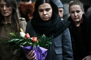 Vajtuesit ne perkujtim | Foto: Anadolu