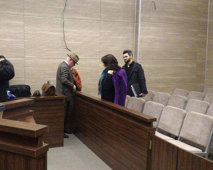 Prokurorja Vahide Badivuku në gjykatë | Foto: KALLXO.com