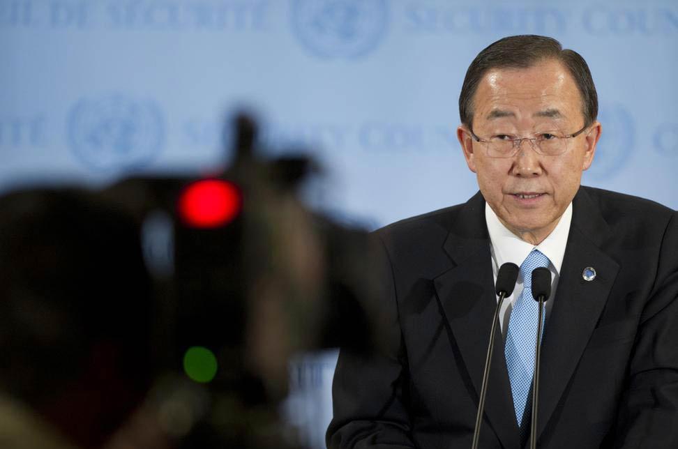 Ban Ki-moon, sekretar i përgjithshëm i OKB-së  Foto: un.org