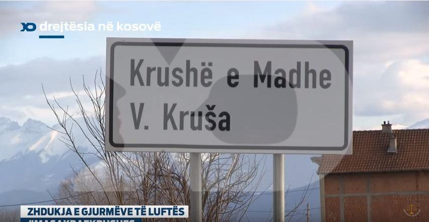 Dëshmi të tmerrshme për masakrën e Krushës rrëfehen në Gjykatën e Prizrenit