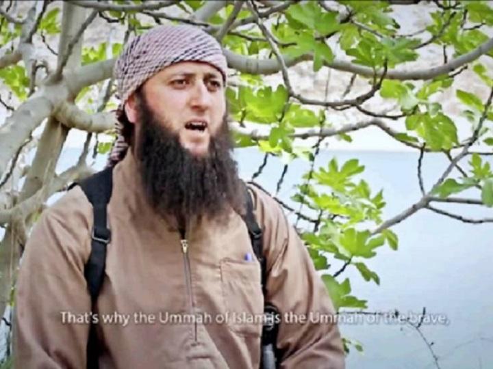 Almir Daci, një ish-imam nga Pogradeci, besohet se aktualisht lufton me ISIS-in në Siri | Foto: YouTube, qershor 2015