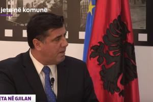 Lutfi Haziri, kryetar i komunës së Gjilanit