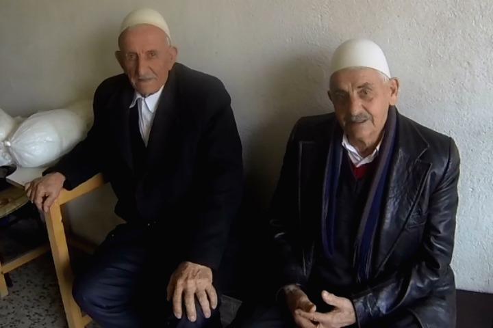 Muharrem Buqolli dhe Halil Podrimçaku | Foto: KALLXO.com