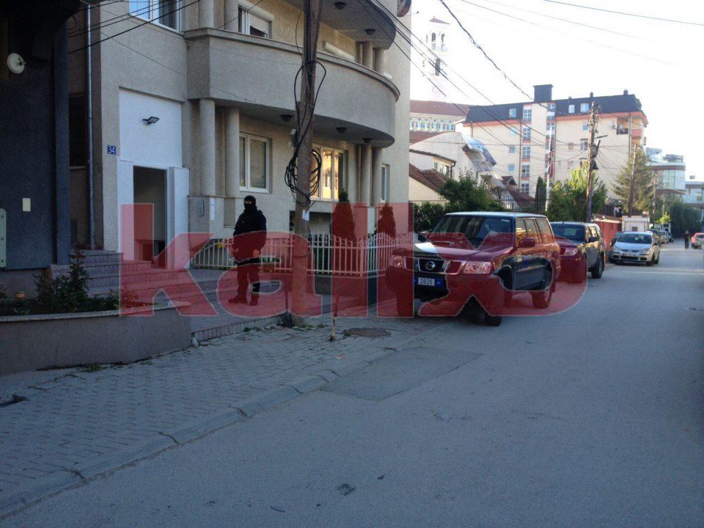 Nga aksioni i bastisjes në lagjen Pejton të Prishtinës