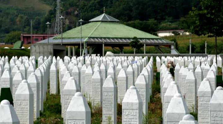 Varret e viktimave të Srebrenicës | Foto: Wikicommons