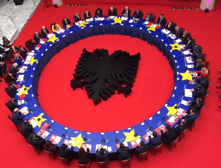 Nga mbledhja e dy qeverive në Tiranë