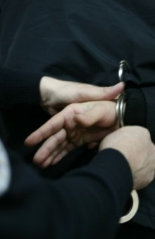 policia arrestim