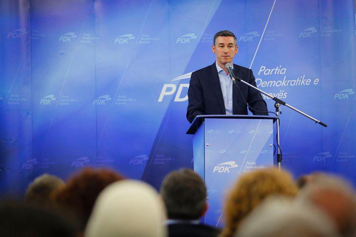 Kryetari i Kuvendit, Kadri Veseli - Foto: Facebook