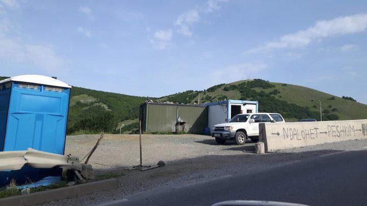 Policia nuk është më në pikën e saj statike te liqeni i Badovcit – Foto: KALLXO.com
