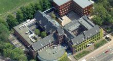 Ndërtesa në Hagë ku do të vendoset Gjykata Speciale