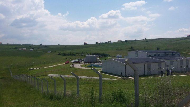 Fabrika e Ujit në Vushtrri. I Foto: Kallxo.com