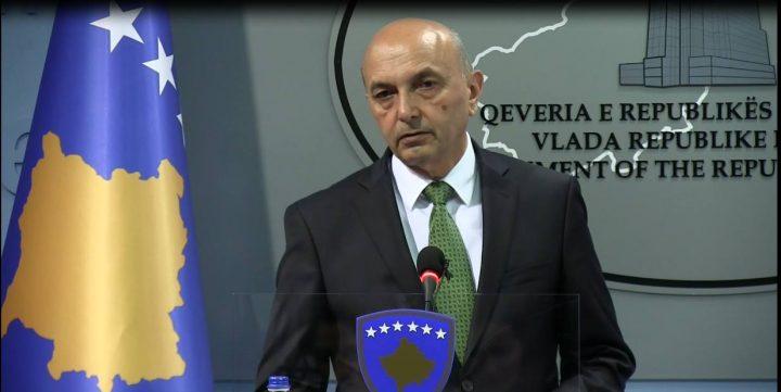 Isa Mustafa, Kryeministër i Kosovës. I Foto: Kallxo.com