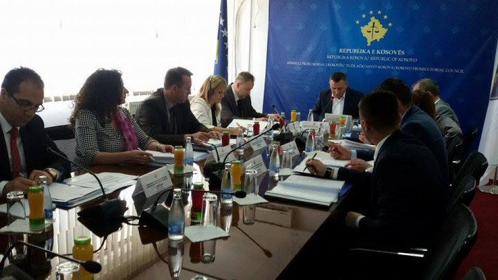 Mbledhja e KPK-së | Foto: KALLXO.com