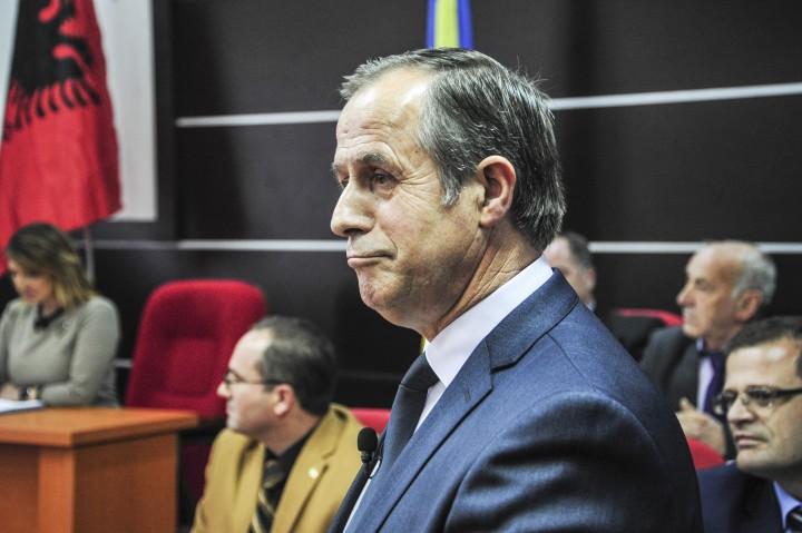 Kryetari i Malishevës, Ragip Begaj- Foto: Atdhe Mulla