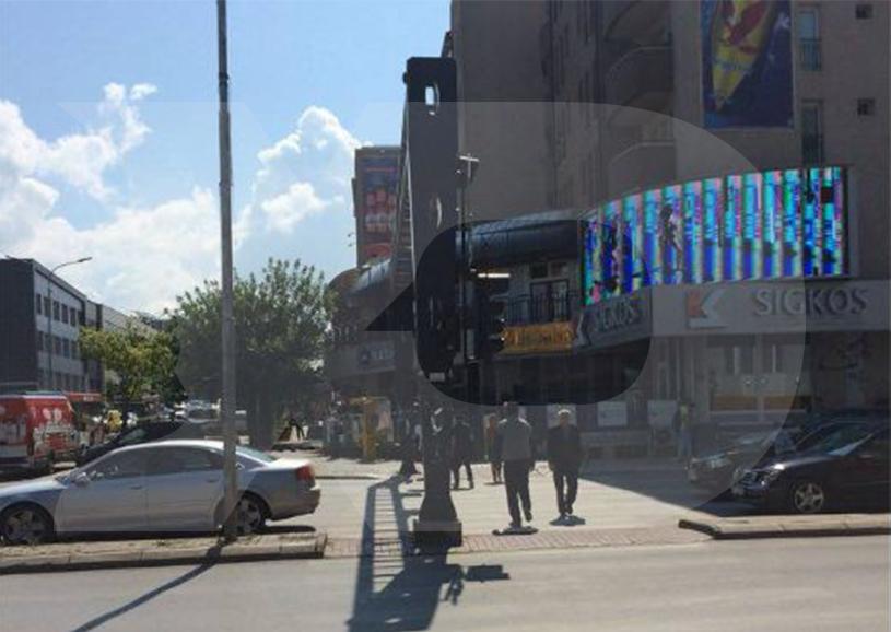 Defekti në semaforët kryesorë në Prishtinë