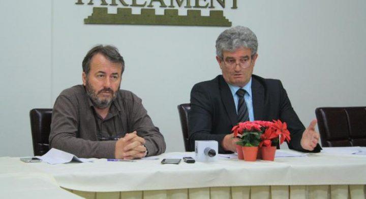 Konferenca e Federatës së Shërbyesve Civilë | Foto: KALLXO.com