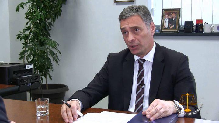 Kryeprokurori i Shtetit, Aleksandër Lumezi - Foto:  KALLXO.com