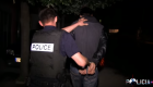 Arrestim i një të dyshuari - Foto: Ilustrim