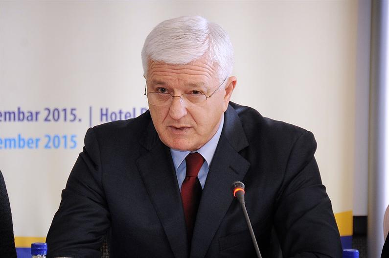 Zëvendës Kryeministri i Malit të Zi, Dusko Markovic | Foto: Qeveria e Malit të Zi