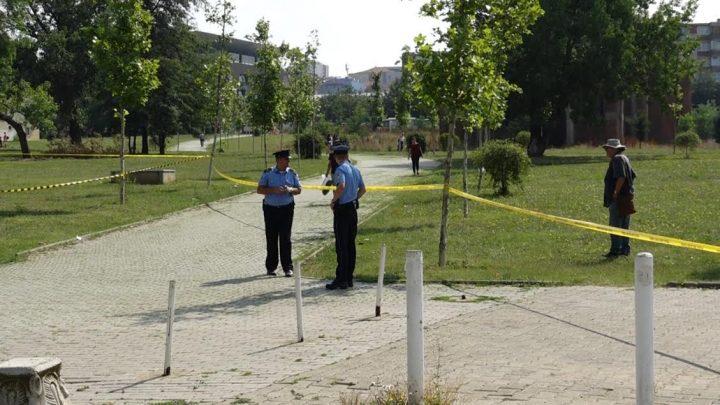 Policia ka rrethuar zonën para fillimit të gërmimeve - Foto: KALLXO.com