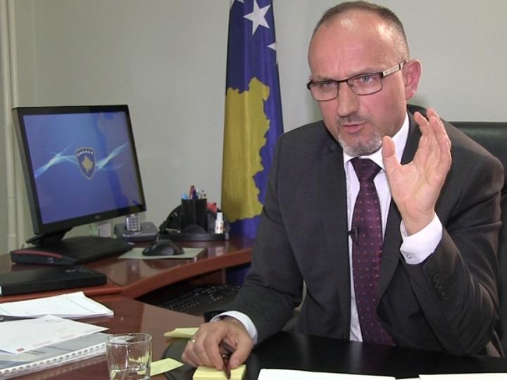 Ministri i Shëndetësisë Imet Rrahmani Foto: Gazeta JNK