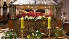 Varri i Alojzije Stepinaç në Katedralen e Kroacisë. Foto: Wkimedia Commons/Janezdrilc.