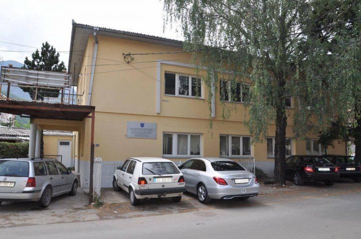 Objekti ku do të vendoset Njësia e Urgjencës e QKMF-së - Foto: Komuna e Pejës