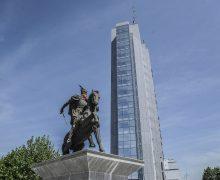 Ndertesa e qeverisë, Prishtinë | Foto: Atdhe Mulla