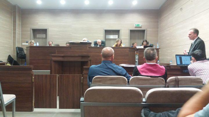 Pamje nga seanca e sotme e rastit MTPT - Foto: KALLXO.com