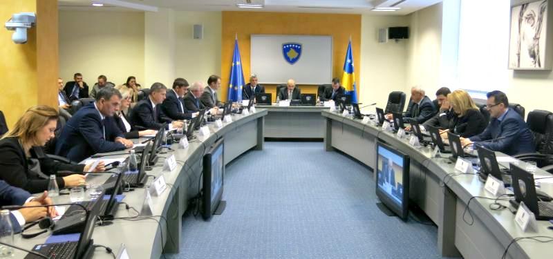Qeveria e Kosovës | FOto: KALLXO.com