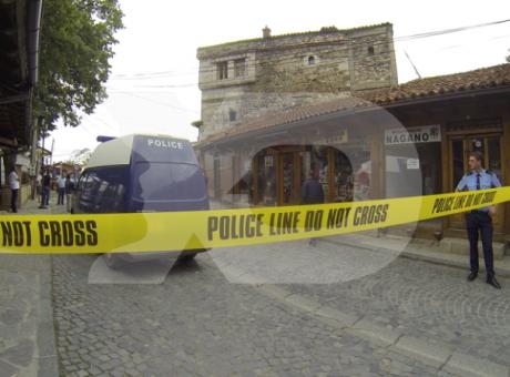 Vendi i ngjarjes së vrasjes së trefishtë në Gjakovë | Foto: KALLXO.com
