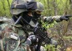 Foto nga Ministria e Mbrojtjes serbe