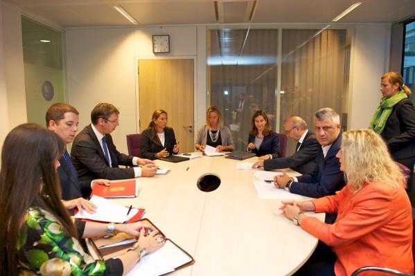 Nga bisedimet në Bruksel