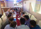 Tubimi që vendosi për protestqn në Pejë | Foto: KALLXO.com