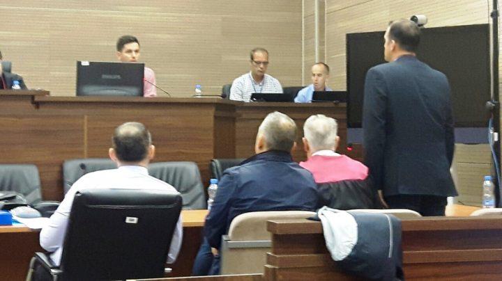 Ukë Rugova në gjyq | Foto: KALLXO.com