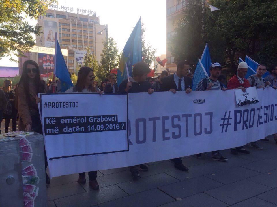 protesta protestoj