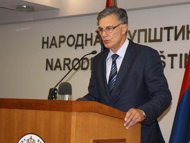 Sinisa Karan, kryetar i Komisionit të Referendumit