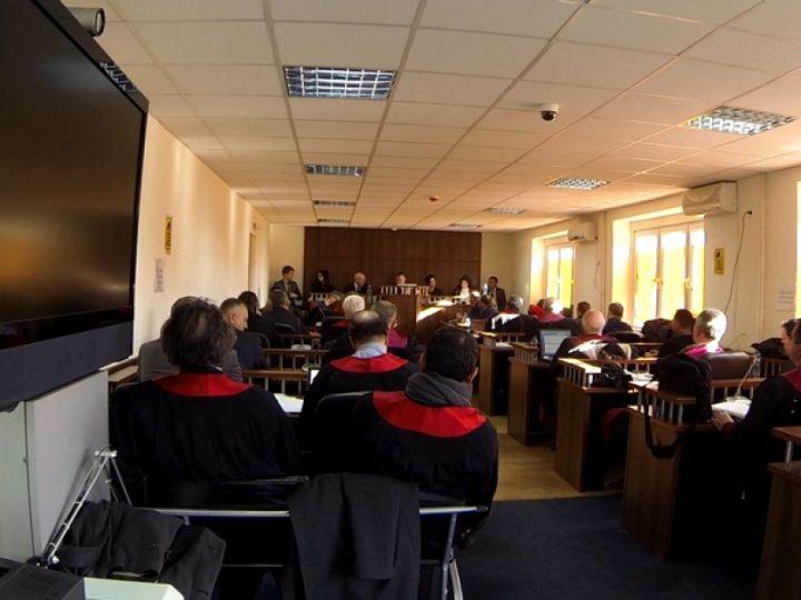"""Pamje nga një seancë e kaluar e rastit """"Drenica 2"""" - Foto: KALLXO.com"""