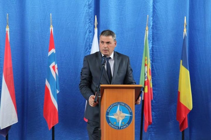 Ministri i FSK-së, Haki Demolli - Foto: Facebook