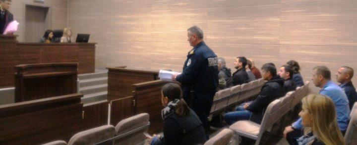 Gjykimi për makinat e EULEX-it | Foto: KALLXO.com