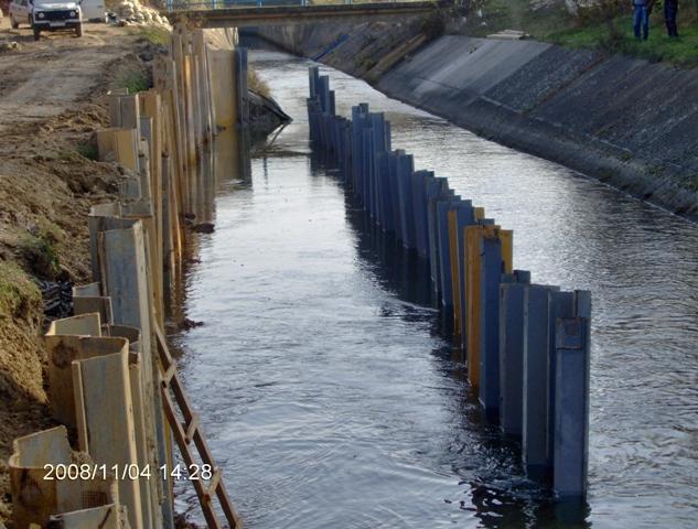"Kanali Ibër-Lepenc | Foto: Ndërmarrja Hidroekonomike ""Ibër-Lepenc"""