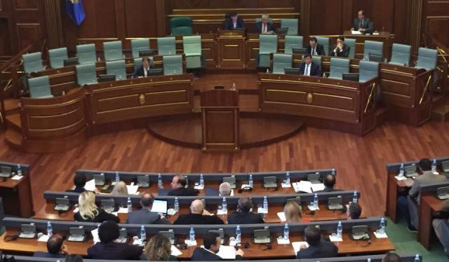 Seanca e Kuvendit për vlerat e luftës | Foto: KALLXO.com