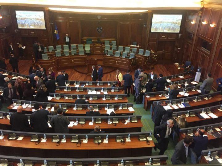 Pauza në Kuvend | Foto: KALLXO.com
