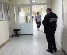 Brenda spitalit në Pejë | Foto: KALLXO.com