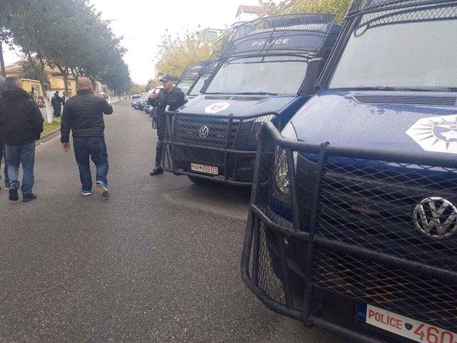 Policia e Kosovës Ende pa Ftesë për Sigurimin e  Loro Boriçit